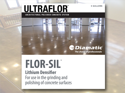 Treatments Ultraflor Architectural Polished Concrete Systems